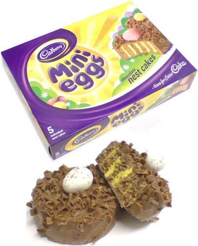 Easter Cake Decorations Tesco : 17 Best ideas about Cadbury Chocolate on Pinterest ...