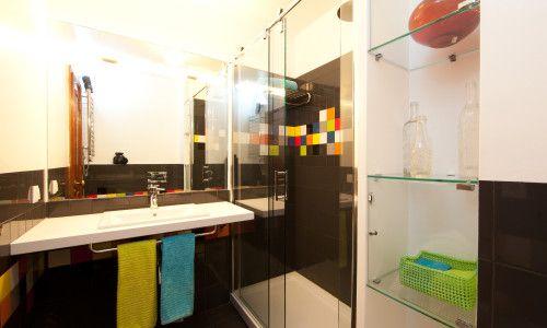 Kubic, color Bathroom _ Casa de banho estilo Kubic, Photo by Ricardo Bravo