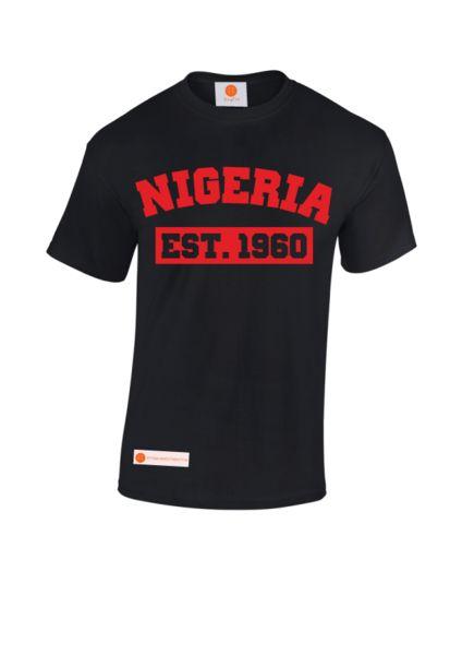 Nigeria Independence T-Shirt