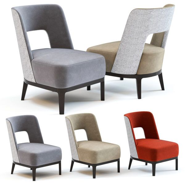 3d Model The Sofa And Chair Co Donnelly Armchair Chair Design Chair Furniture Design