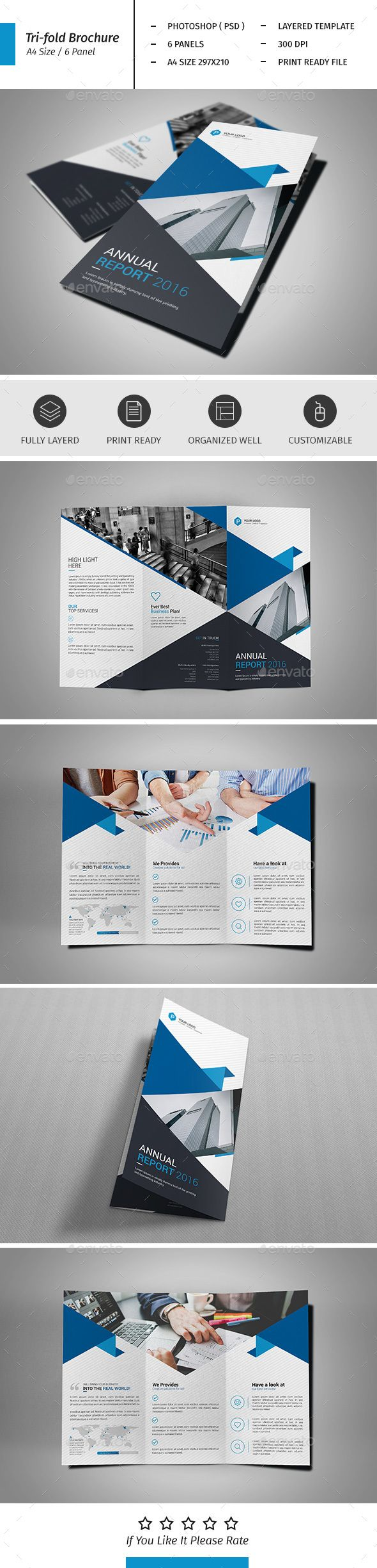 A4 Corporate Business Flyer Template Vol 10 - Corporate Brochure Template PSD. Download here: http://graphicriver.net/item/a4-corporate-business-flyer-template-vol-10/16696293?ref=yinkira