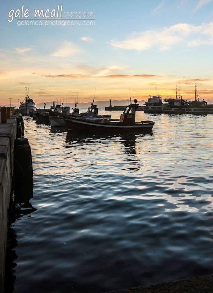Kalk bay before dawn