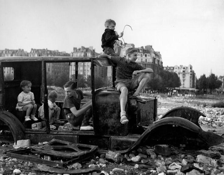 20 belle foto di Robert Doisneau
