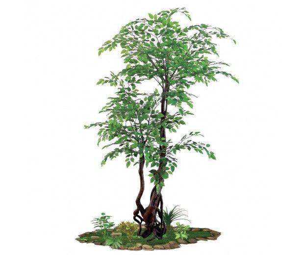 artificial spacegreen maple indoors