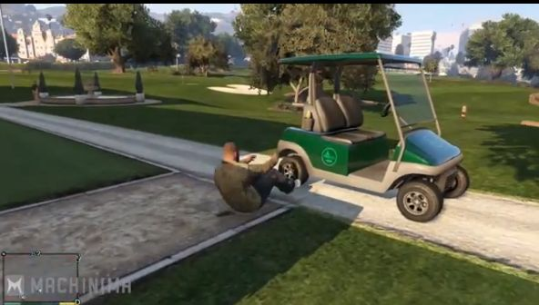 """Morgan Freeman"" Narrating GTA 5 Is Delightful!"