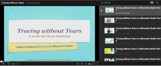 Tracing without tears a video tutorial series showing everything about how to using the Trace function in Silhouette Studio: http://www.youtube.com/watch?v=ttldRQaBdEU=share=PLNOKWD0cY3j3D7plxnwBDTQRV9zPSC-ff