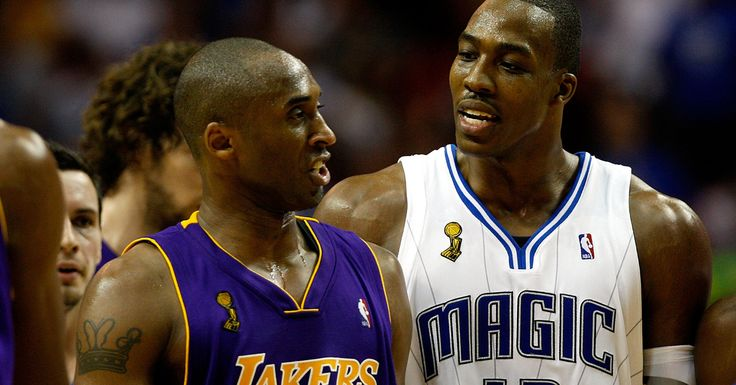 Kobe Bryant Secretly Wrote 2009 Commercial Starring Dwight Howard