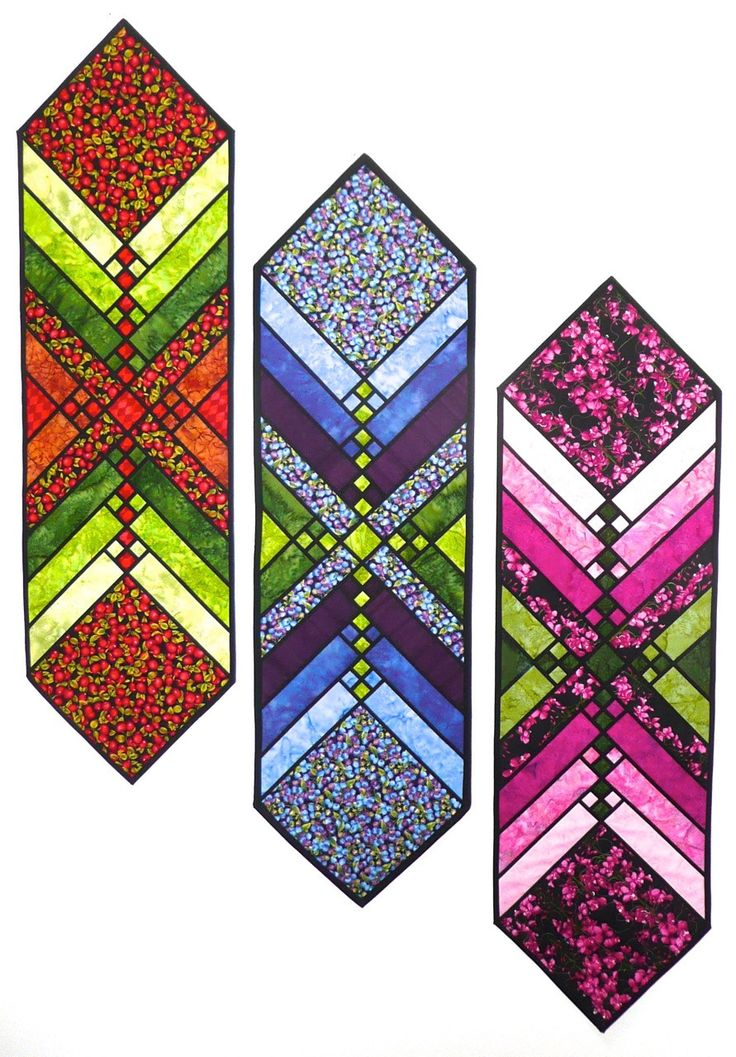 Stained Glass Jewels