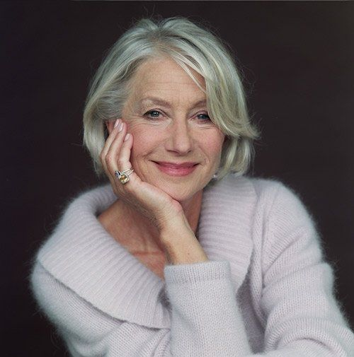 I love that Helen Mirren is fabulous, talented, vastly intelligent and extraordinary actress.