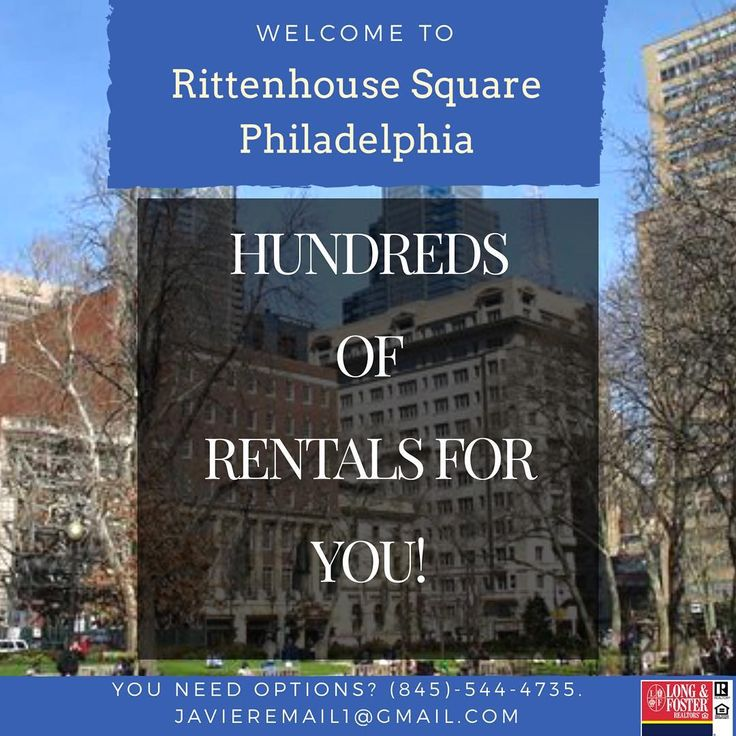 If you are looking to rent in Philadelphia We have of hundreds of options. Call or text (845) 544-4735  Javieremail1@gmail.com  #centercityphilly #centercity #rittenhousesquare #philadelphiaflyers #philadelphiaeagles #oldcity #philly #graduatehospital #filtersquare #societyhill #rentals #rents #condos #luxurylife #fff #upenn #wharton #realestate #lfl #love #friends #photography #house #thebestrealtorinphilly #rittenhousesquare #usa #pa #realtorphilly #realtor