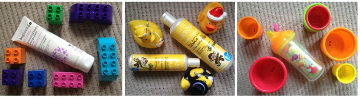 Baby product review round-up - Jason shampoo, Maclaren baby balm, Munchkin cup