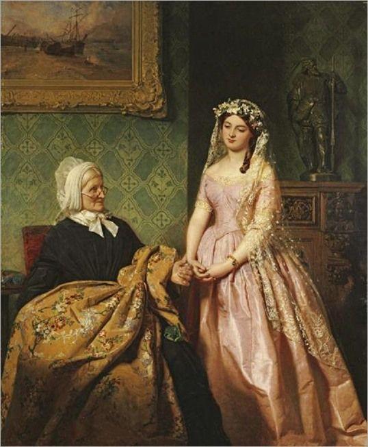 JOHN FAED (Escócia, 1819-1902)