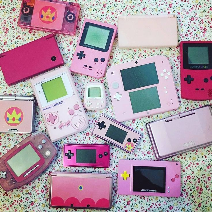 Nintendo 3ds Games 2020.Fifi En Instagram Pink Console Goodness Hope Everyone