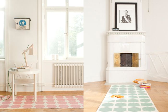 Rugs from Brita Sweden