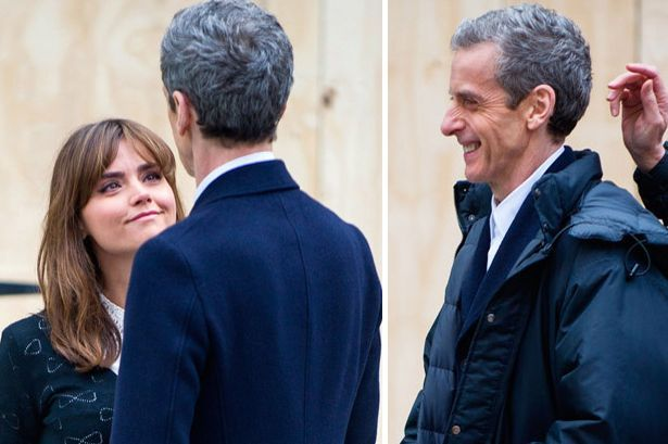 Theory/wish: What if Clara (still holding the complete history of the Doctor in her mind) must now explain/show the new Doctor just exactly who he is and what he means to the universe? What if it's her job to take him to the times/places he made a major impact (like, say, to Pompeii)? How cool would that be? Clara would embody the fandom as the Doctor's guide to himself.