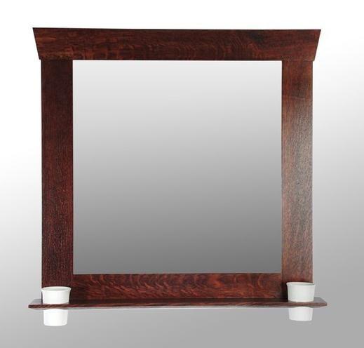 Craftsman Mirror   The Winnetka