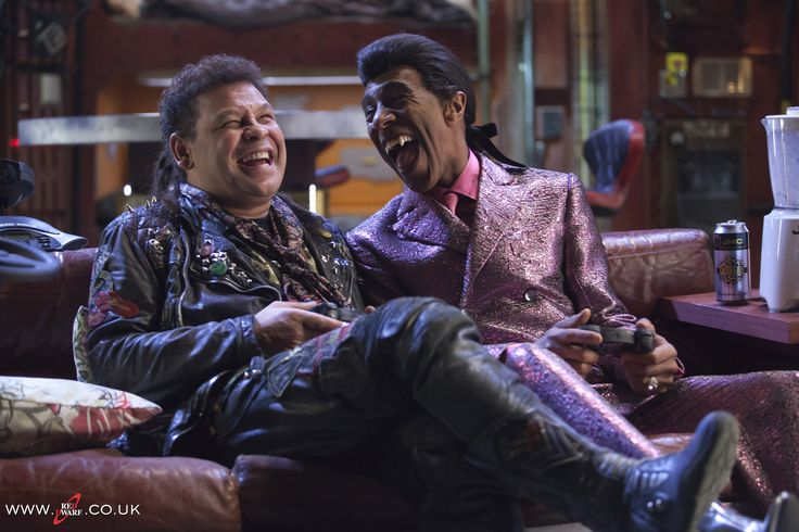 From the new series of Red Dwarf - The Official Website
