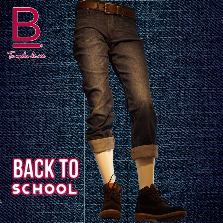 Este regreso a clases... ¡Luce espectacular!  #Bosco #Moda #BackToSchool