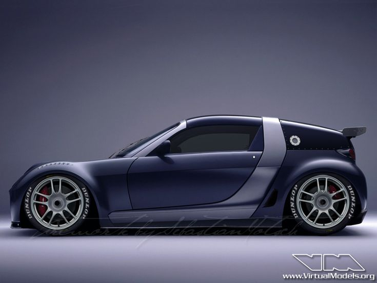 Smart Roadster Racing by Sebastian Motsch.