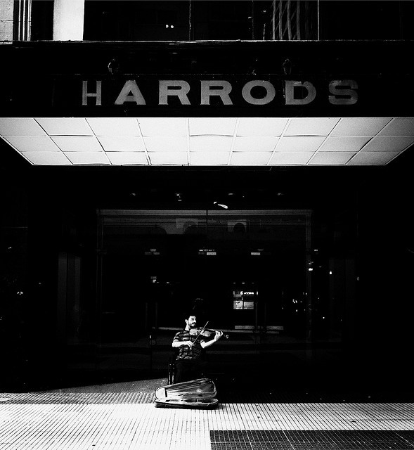 The Abandoned Harrods in Buenos Aires by Stuck in Customs, via Flickr