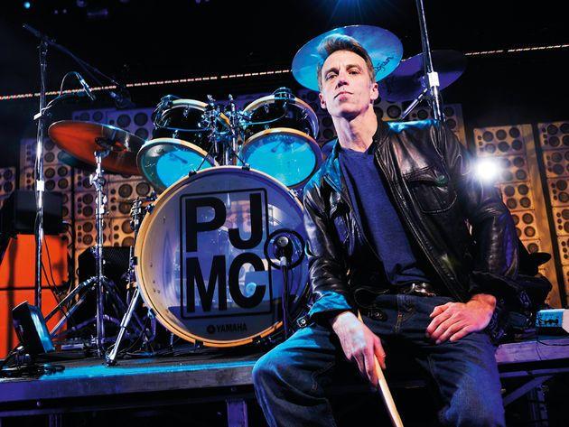 Matt Cameron's Pearl Jam drum setup in pictures | Matt Cameron's ...