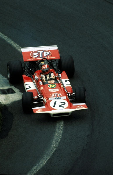 March 701 Jo Siffert, Clermont Ferrand, Charade, French Grand Prix 1970