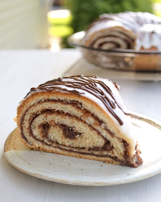 Potica Coffee Cake Recipe
