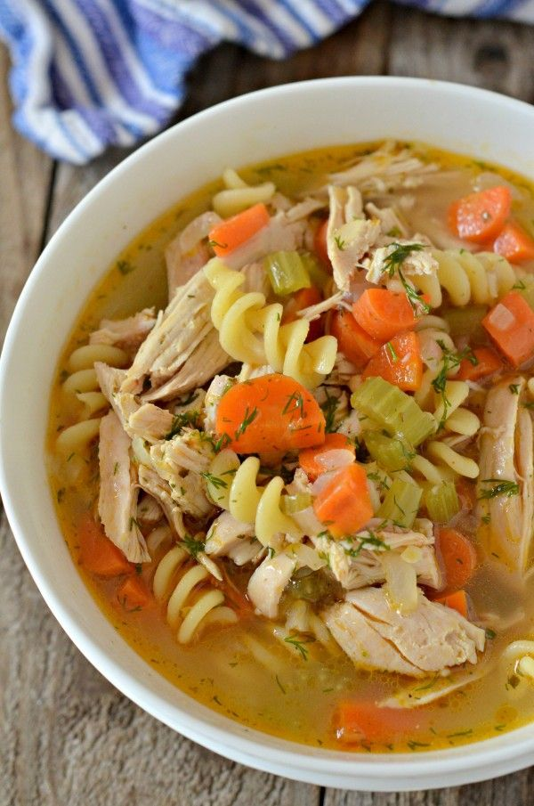 soup mountainmamacooks delicious cullinary chicken noodle soups ...