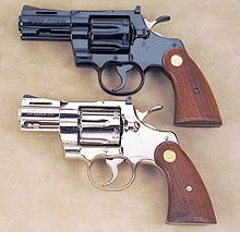 Colt Python 357 Anniversary HistoryLoading that magazine is a pain! Get your Magazine speedloader today! http://www.amazon.com/shops/raeind