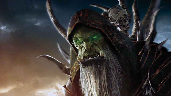 Warcraft 2016 Orc