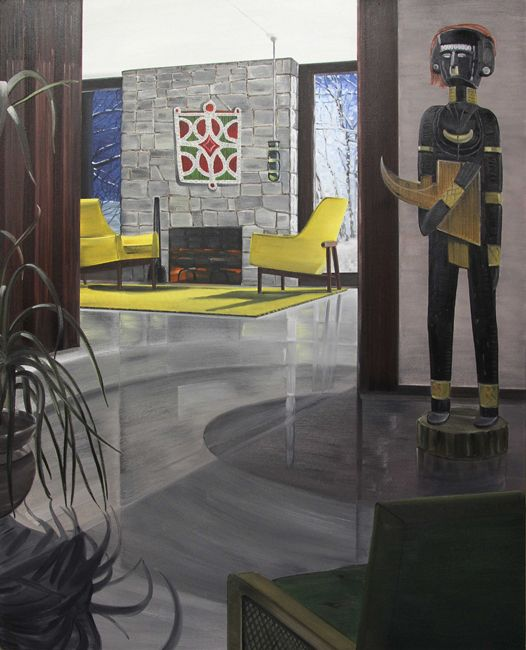 Graham Fletcher - Kiwi artist so cool
