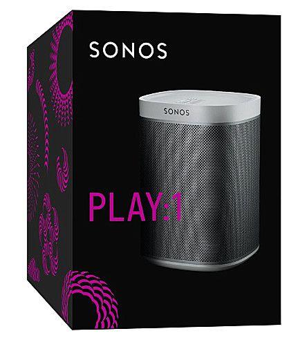 SONOS PLAY:1 wireless music system
