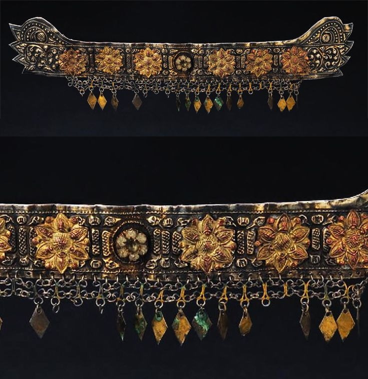 454 best Ethnic Indonesian Gold Jewels images on Pinterest Tribal