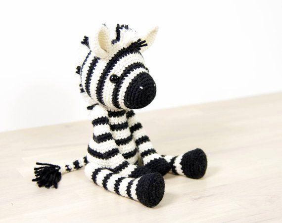 Zebra amigurumi free pattern | Crochet zebra pattern, Crochet ... | 451x570