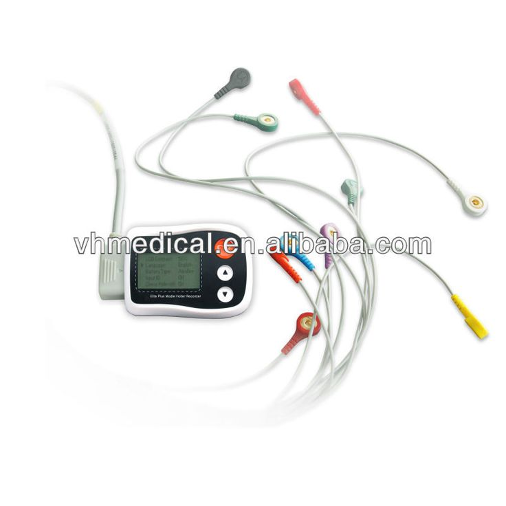 3/12-channle ecg holter with FDA