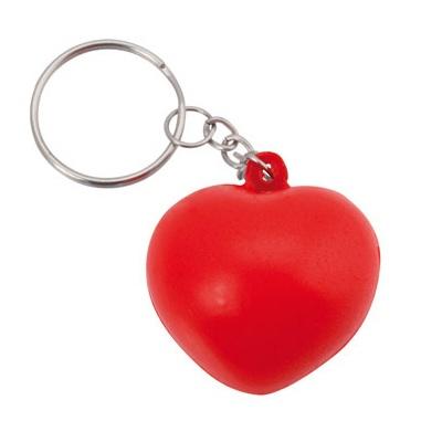 Breloc inima antistres  4 RON