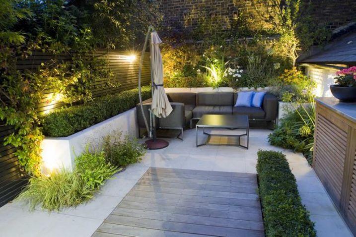 Voici une série de jardins, balcons, terrasses qui vous donneront des idées et de l'inspiration dans votre futur aménagement et décoration d'extérieur.