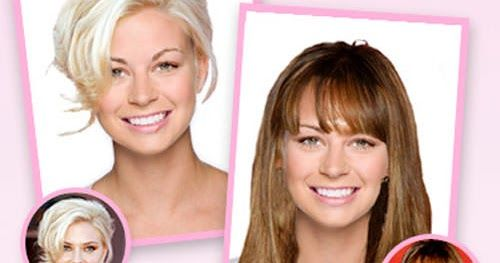 Try the latest trending hairstyles with a free virtual makeover.