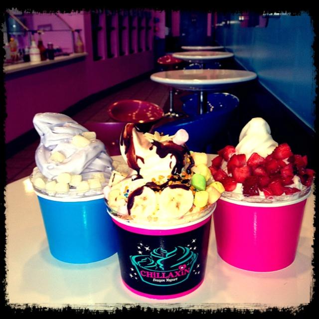 images about Frozen Yogurt  Bubble Tea