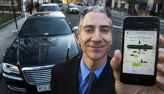 Uber accused of taking 50 percent of its drivers' tips. Sounds like Groupon all over again!
