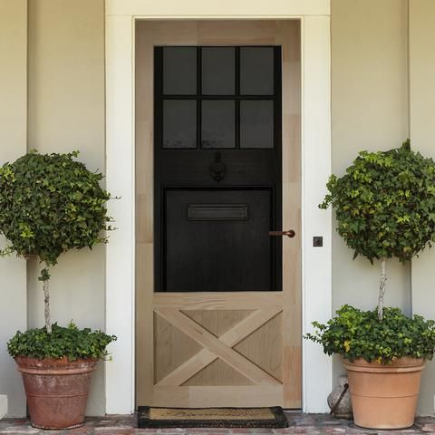 Screen Door1-3/8 in. thick x 84 in. high Wood Thompson
