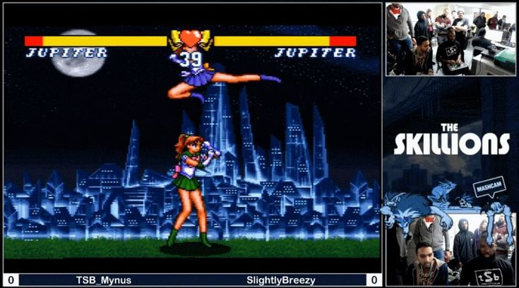 Learn about Competitors Battle For Love And Justice At Sailor Moon Fighting Game Tournament http://ift.tt/2mzBYk9 on www.Service.fit - Specialised Service Consultants.
