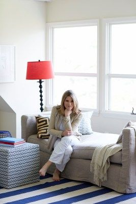Classic with a Twist: Jenna Bush Hager's Living Room Makeover