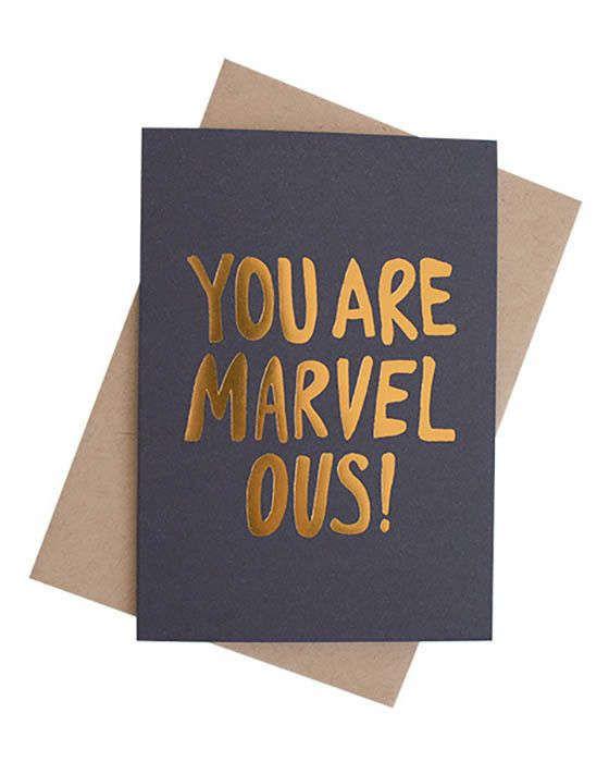 Ma and Grandy - You Are Marvelous Card – Daisy Chain Store