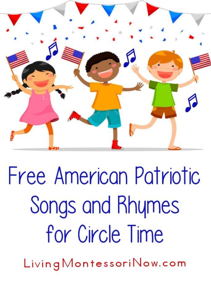 Educational Videos And Patriotic Songs For Memorial Day Flag Day 4th Of July And Veteran S D American Patriotic Songs Circle Time Activities Preschool Songs