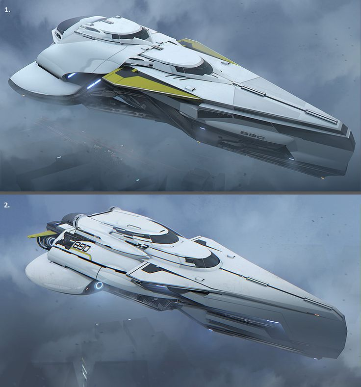 Yacht starship deals