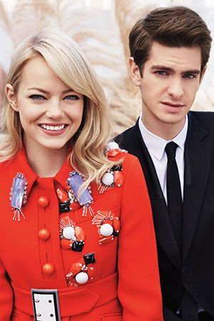 "The more we know, the more we are in denial about Emma Stone and Andrew Garfield's ""break"""
