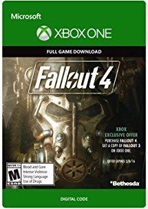 Fallout 4 - Xbox One Digital Code