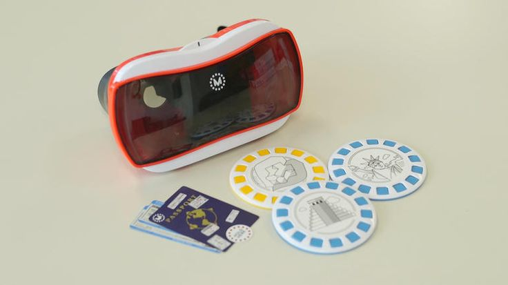 The View-Master is reborn as a VR phone accessory, but it's not necessarily the best choice.