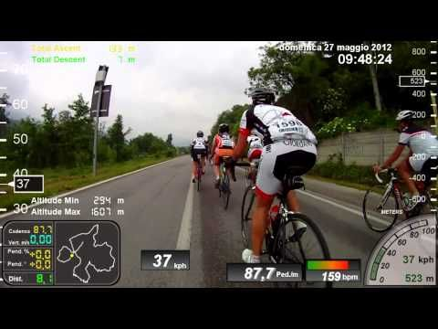 01 - Gran Fondo delle Valli Monregalesi 27.05.2012 - Video in HQ - La pa...